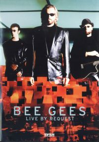 Cover Bee Gees - Live By Request [DVD]